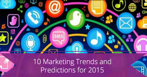 10 Marketing Trends and Predictions for 2015